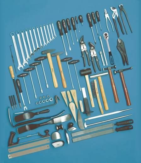 Handwerker Werkzeugset 77teilig Hazet 0-1900/77 0-1900/77