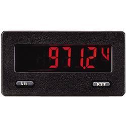 Panelový čítač Wachendorff CUB5P, DIN 68 x 33 mm, 0 - 99999