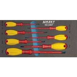 Súprava skrutkovačov VDE Hazet 163-229/7, 7-dielna