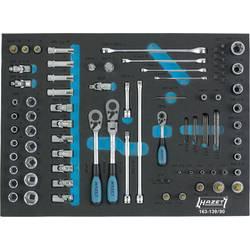 """Súprava nástrčných kľúčov Hazet 163-139/90, 1/4"""" (6,3 mm), 3/8"""" (10 mm), 1/2"""" (12.5 mm), 90-dielna"""