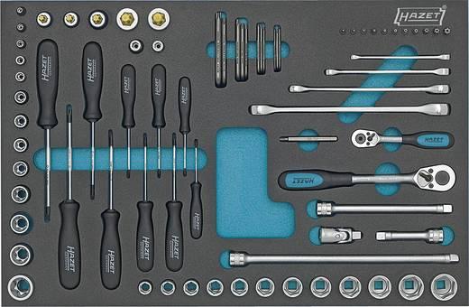 Handwerker Werkzeugset 75teilig Hazet 163-53/75