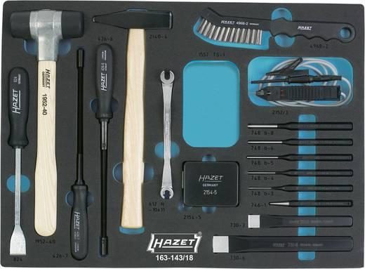 Handwerker Werkzeugset 17teilig Hazet 163-143/18
