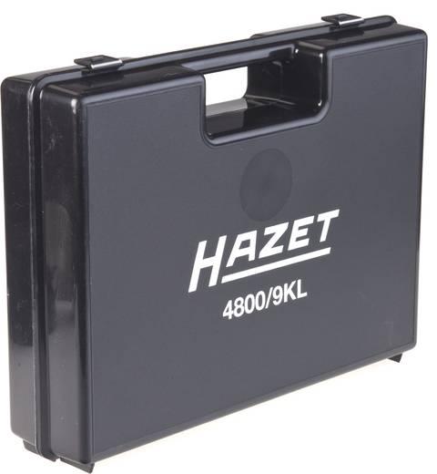 Maschinenkoffer Hazet 4800/9KL Kunststoff Schwarz
