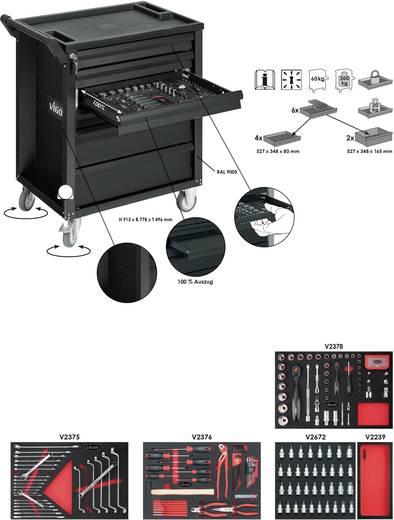 VIGOR 600 Vigor V2712 Abmessungen:(L x B x H) 496 x 778 x 913 mm