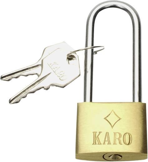 Vorhängeschloss Hazet 168-08A Schlüsselschloss