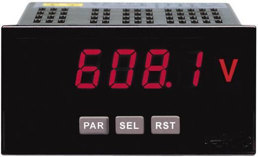 Wachendorff PAXLA000 Einbaumessgerät PAXLA 0 - 200 V/DC / 0 - 200 mA Einbaumaße DIN 92 mm x 45 mm