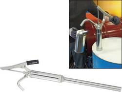Ruční pumpa s teleskopickou sací trubkou Hazet, 2163-1, 16 l/min.