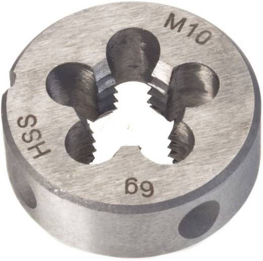Schneideisen metrisch M10 Hazet 849AG-M10 N/A HSS