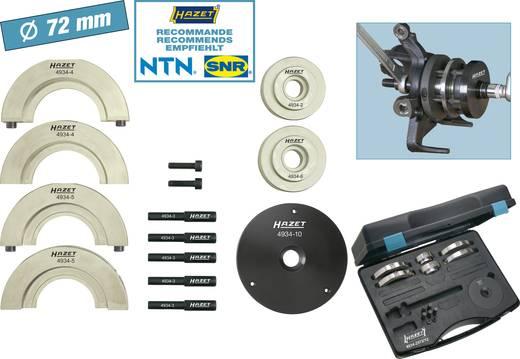 Kompakt-Radnaben-Lagereinheit-Werkzeug-Satz Hazet 4934-2572/12