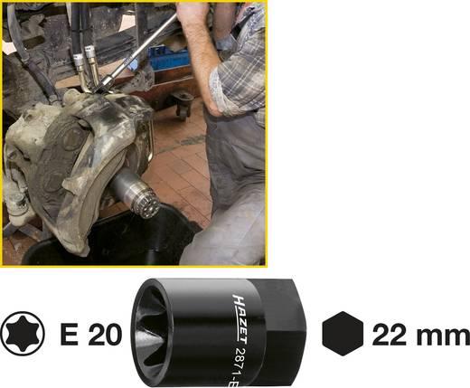 Bremssattel TORX® Einsatz Hazet 2871-E20