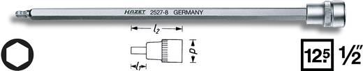 "Innen-Sechskant Steckschlüssel-Bit-Einsatz 8 mm 1/2"" (12.5 mm) Produktabmessung, Länge 238 mm Hazet 2527-8"