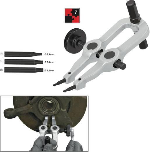 Sicherungsring-Werkzeug-Satz, 7-teilig Vigor V2867