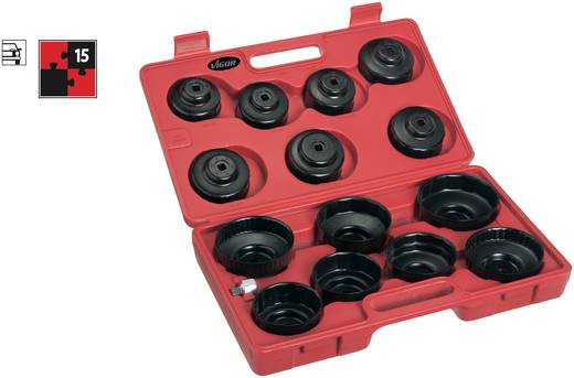 Ölfilterschlüssel-Satz Vigor V1282