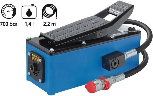 Pneumatische Hydraulik-Pumpe Vigor V2846