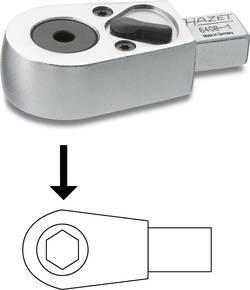 Ráčna s přepínací páčkou na nástrčné bity Hazet, 6408-1