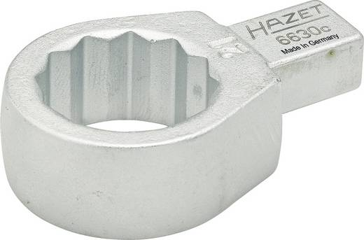 Hazet 6630D-18 Einsteck-Ringschlüssel