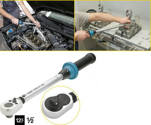 """Drehmomentschlüssel mit Umschaltknarre 1/2"""" (12.5 mm) 10 - 60 Nm Hazet 5120-2CT 5120-2CT"""