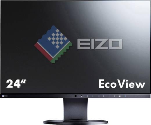 LED-Monitor 60.5 cm (23.8 Zoll) EIZO EV2450-BK EEK A 1920 x 1080 Pixel Full HD 5 ms DisplayPort, HDMI™, DVI, VGA IPS LED