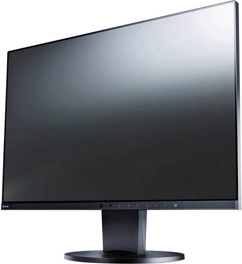 LED-Monitor 60.5 cm (23.8 Zoll) EIZO EV2450-BK EEK A 1920 x 1080 Pixel Full HD 5 ms DisplayPort, HDMI™, DVI, VGA IPS LED