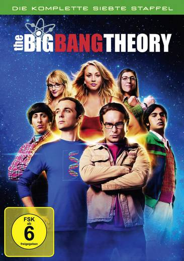 DVD The Big Bang Theory - Staffel 7 FSK: 6