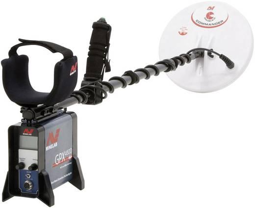 MineLab GPX 4800 Metalldetektor digital (LCD), akustisch