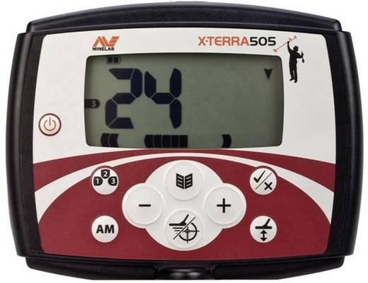 MineLab X-Terra 505 CC Metalldetektor
