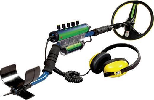 MineLab Excalibur II, 10 Metalldetektor akustisch