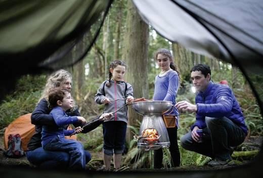 BioLite Camping Kocher BaseCamp BL-BCA Stahl, Guss