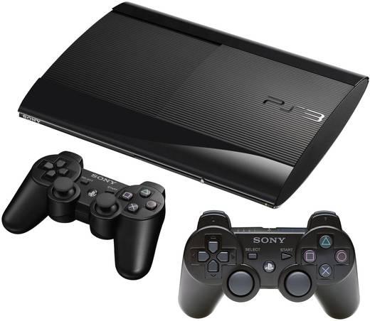 ps3 konsole dualshock 3 controller kaufen. Black Bedroom Furniture Sets. Home Design Ideas