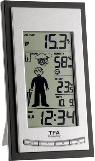 Funk-Wetterstation TFA Weather Boy 35.1084 Vorhersage für 12 bis 24 Stunden