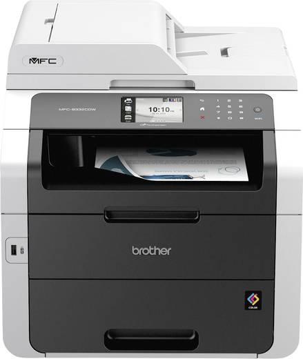 Brother MFC-9332CDW Farblaser-Multifunktionsdrucker A4 Drucker, Kopierer, Scanner, Fax ADF, Duplex, LAN, WLAN