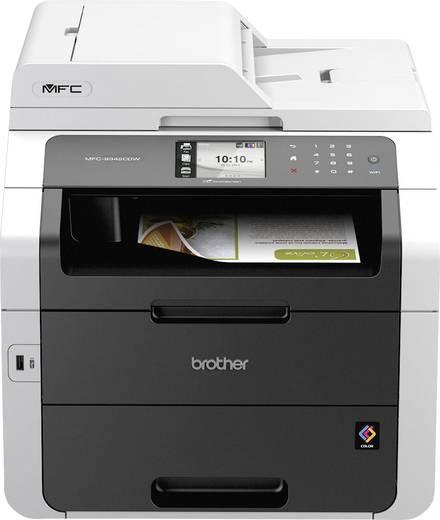 Brother MFC-9342CDW Farblaser-Multifunktionsdrucker A4 Drucker, Kopierer, Scanner, Fax ADF, Duplex, LAN, WLAN