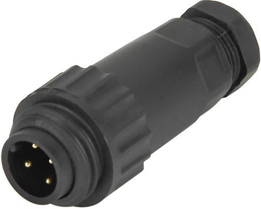 IP67 Kabelstecker Serie WA22 Pole: 3 + PE 16 A 814085 Weipu 1 St.