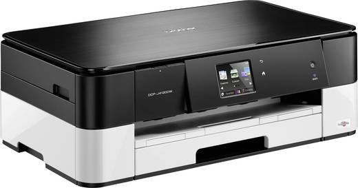 Brother DCP-J4120DW Tintenstrahl-Multifunktionsdrucker A3 Drucker, Kopierer, Scanner Duplex, USB, WLAN