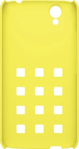 WIKO Schutzhülle Backcover Passend für: Wiko Birdy Neon-Gelb