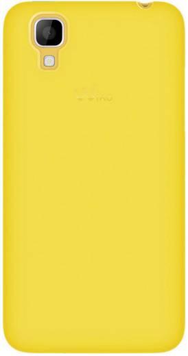 WIKO Schutzhülle Backcover Passend für: Wiko Sunset Gelb, Türkis