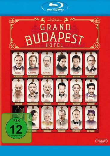 blu-ray Grand Budapest Hotel FSK: 12
