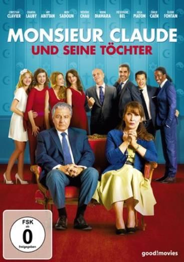 DVD Monsieur Claude und seine Töchter FSK: 0