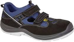 Sandales de sécurité S1P Taille: 43 Giasco Malta 2428 coloris noir, bleu 1 paire