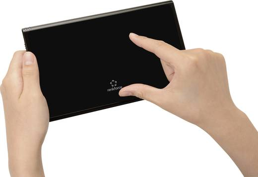 Funk-Touchpad Renkforce Magic Pad Touch-Oberfläche Schwarz