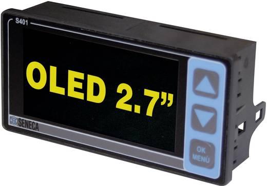 Wachendorff WS401L OLED-Digitalanzeige WS401 Einbaumaße 91 mm x 45 mm