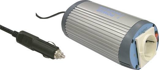 Wechselrichter Mean Well A302-100-F3 100 W 24 V/DC 21 - 30 V/DC Zigarettenanzünder-Stecker Schutzkontakt-Steckdose