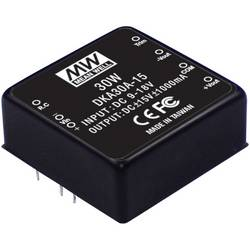 DC/DC-menič Mean Well DKA30C-05, 5 V/DC /2500 mA, 25 W