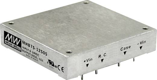 DC/DC-Wandler Mean Well MHB75-24S05 15 A