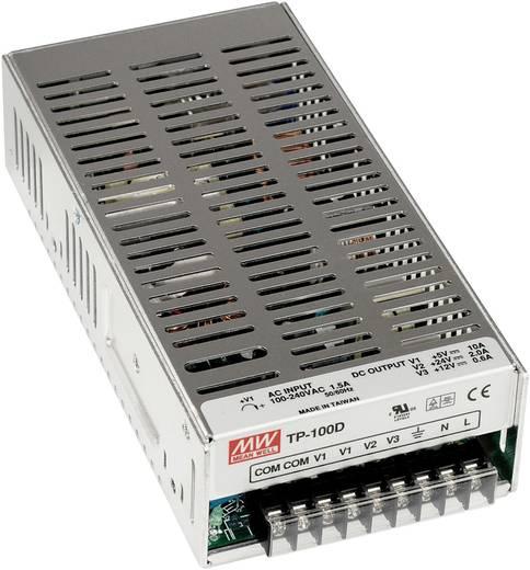AC/DC-Netzteilbaustein, geschlossen Mean Well TP-100D 105 W
