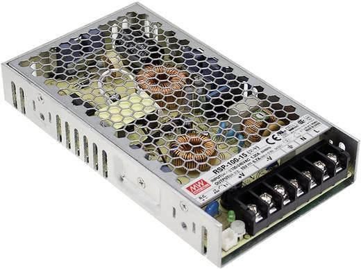 AC/DC-Netzteilbaustein, geschlossen Mean Well RSP-100-13.5 101 W