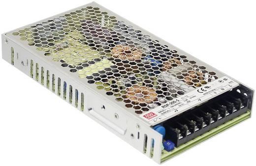 AC/DC-Netzteilbaustein, geschlossen Mean Well RSP-200-12 12 V/DC 16.7 A 200 W
