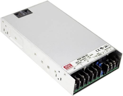 AC/DC-Netzteilbaustein, geschlossen Mean Well RSP-500-24 504 W