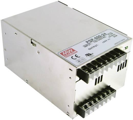 AC/DC-Netzteilbaustein, geschlossen Mean Well PSP-600-24 24 V/DC 25 A 600 W