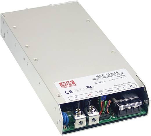 AC/DC-Netzteilbaustein, geschlossen Mean Well RSP-750-12 750 W